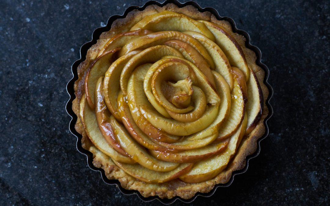 Brown Sugar Apple Tarts